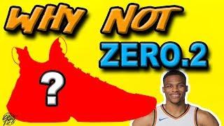 Jordan Why Not ZERO.2 LEAK!