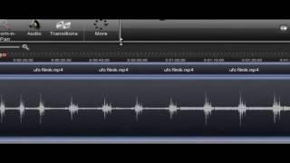 Dźwięk przelatującego ufo. Super materiał thumbnail