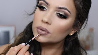 Makeup Tutorial Glam Look | Day To Night PART 2 | Night Makeup