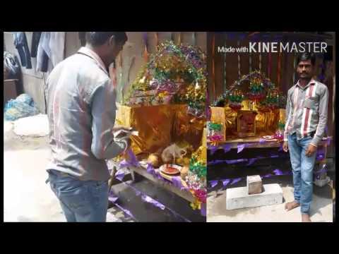 baba vishwakarma puja Chaganmahal Mumbai 2015