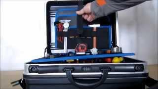 видео Обзор инструментов для электромонтажа