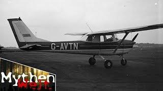 Wo ist das Flugzeug von Peter Gibbs?