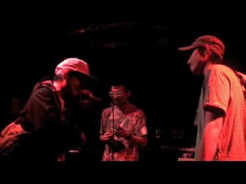 TAKA vs AFRA - JAPAN Beatbox Battle 2009 @ Bed Tokyo