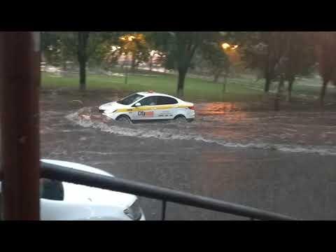 Последствия дождя Люберцы 30 05 19