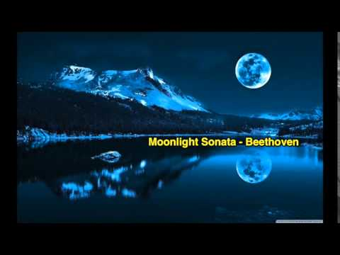 10시간재생 베토벤 - 월광 : Beethoven - Moonlight Sonata :: For study, For work, For Sleep