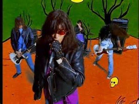 The Ramones - I Don't Wanna Grow Up.