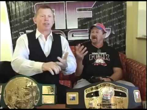 Face Off Volume 7 Bob Backlund Terry Funk Preview