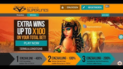 Casino Superlines Bonus code 2020 - ThatCasinoBonus.com