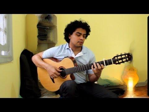 Drivetime - Tommy Emmanuel (cover) por Danilo Oliveira (nylon strings)