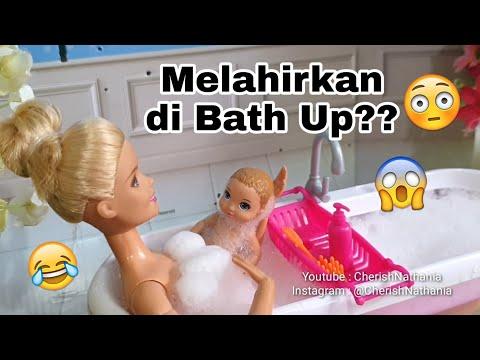 Barbie Hamil Melahirkan Bermain Busa Sabun Video Cerita Dongeng Anak