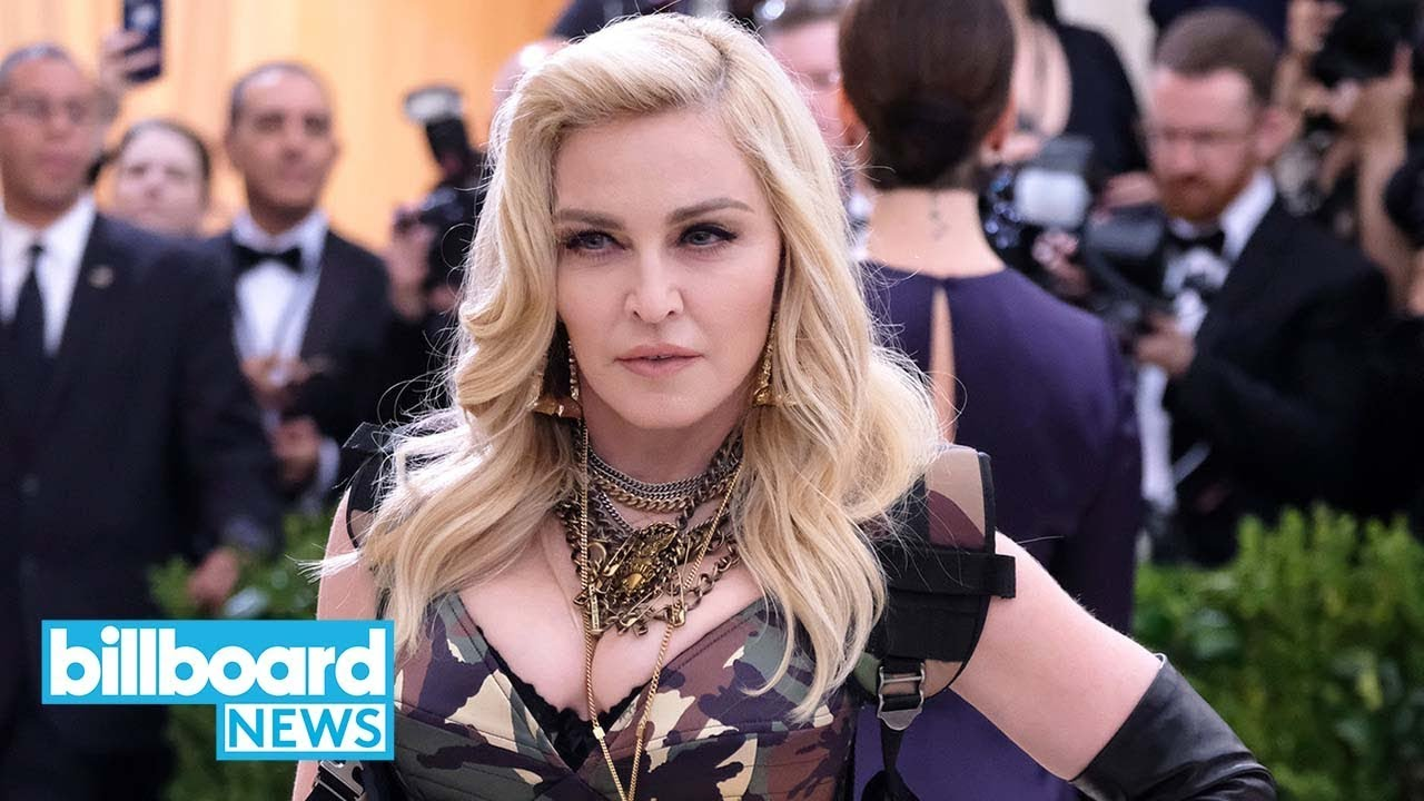 """Madonna and Maluma Share Artwork, Release Date for Upcoming Collab """"Medellin"""" 
