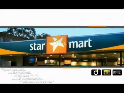 Caltex Starmart Advertising Network HD - Absolute