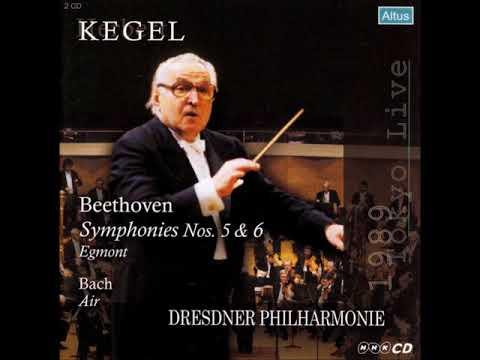 Bach: Suite No. 3 - Air - Dresdner Philharmonie/Kegel (1989)
