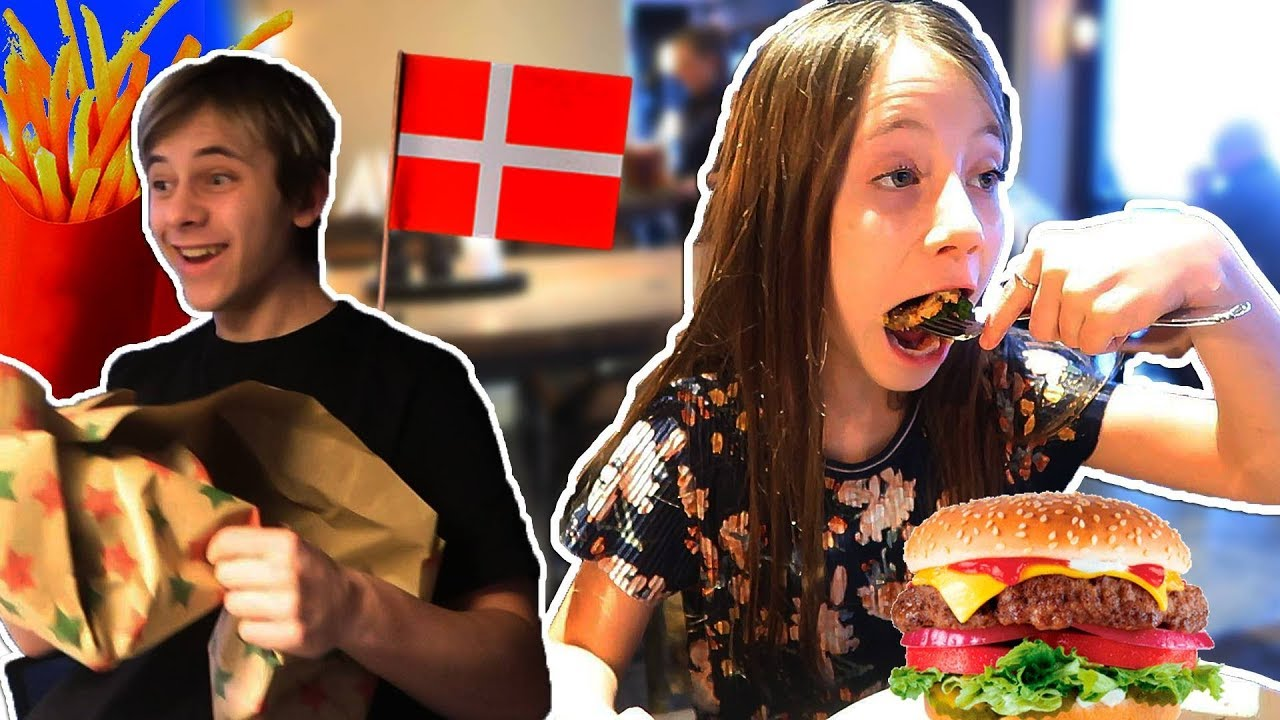 WHAT I EAT IN A DAY (Max' Fødselsdag)
