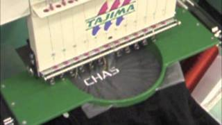 JPMorgan Chase_Embroidery_Production