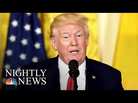 Thumbnail: Donald Trump Budget Proposes Cuts From Safety Net He Promised To Protect | NBC Nightly News