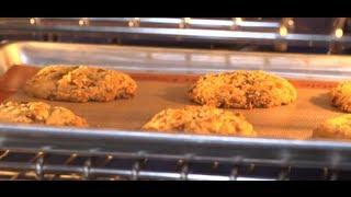 Chocolate Cardamom Cookies   الكوكيز بالشوكولاته و الهيل