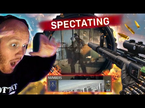 I SPECTATED WARZONE SOLOS AND SAW THE MG82 DOMINATE THE LOBBY!!!
