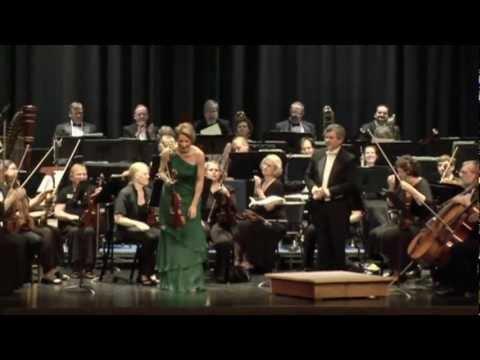 Elizabeth Pitcairn Sibelius Concerto