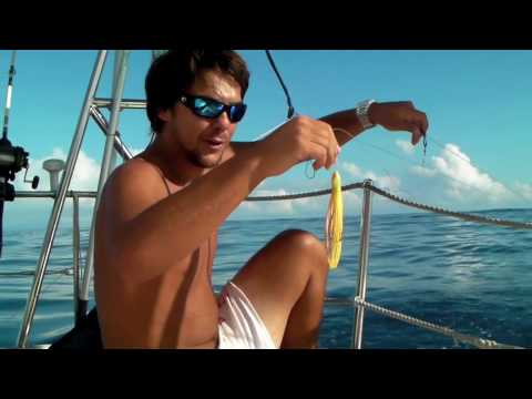 Pacific Crossing Mexico to Marquesas, Part 2- Sailing SV Delos Ep. 2