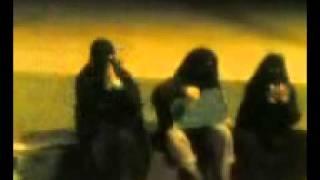 هبال بنات سعوديات من الدمام عند البحر رقص