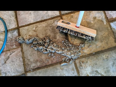 Tile and Grout cleaning NIGHTMARE (avoided)