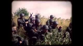 """The New York National Guard's 108th Infantry at """"Pine Camp"""" in 1948"""