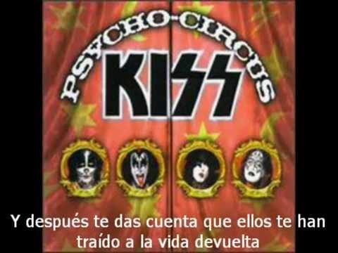 KISS-We Are One (traducida, subtitulos ESP)
