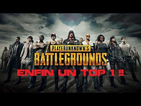 PLAYERUNKNOWN'S BATTLEGROUNDS : Enfin le TOP 1 !!! Duo avec Kayuso-Kira