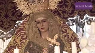 Virgen de la Caridad (Penas) por Hospital de Mujeres y Compañía (Semana Santa Cádiz 2019)