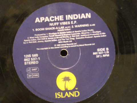 Boom shackalak  Apache indian