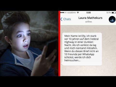 VORSICHT: Diese WhatsApp Nachricht kann tödlich sein..
