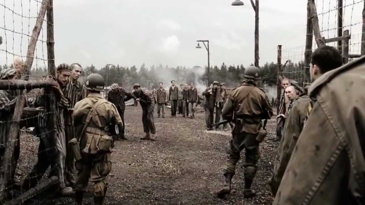 Band Of Brothers Concentration Camp Clip