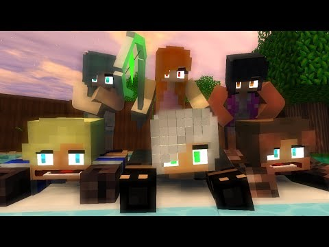 Spa Day - Minecraft Animation