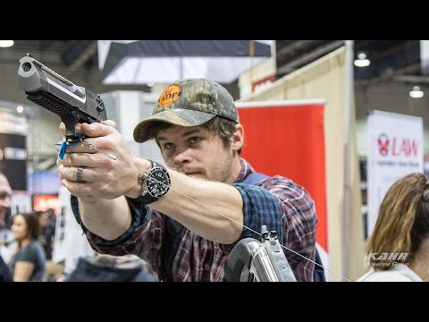 Great American Outdoor Show 2016 - Kahr Firearms Group