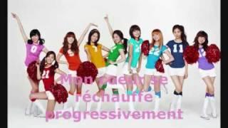 [VOSTFR] [MP3] SNSD (少女時代 / 소녀시대)  - Honey