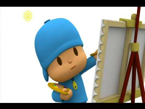 Pocoyo - Paint Me A Picture (UK)