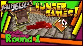 Minecraft Hunger Games | Round 1 | To the Victor Be the Spoils! =D