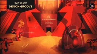 Demon Groove -Tame The Wild Beast [Tasty Records]