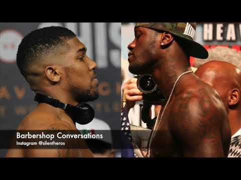 Wilder been quiet! Joshua vs Wilder deal could be reached by end of weekend?