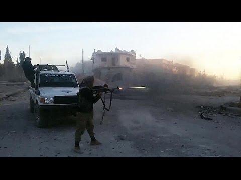 Syrie: l'EI perd du terrain à al-Bab