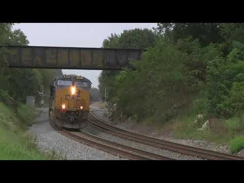PA Railfanning 10.06.18: Trains Developing Later, May Be Heavy At Times