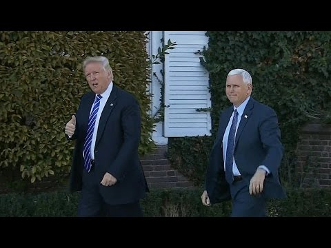 Trump meets potential Cabinet picks in New Jersey