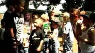 "Darkbuster - ""Skinhead"" I Scream Records - Official Music Video"