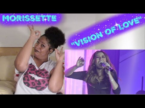 Morissette- Vision of Love Reaction Mariah Carey CRISPY NOTES
