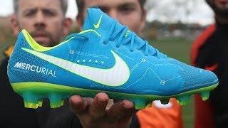 Neymar JR Mercurial Vapor XI Review by Football Boots