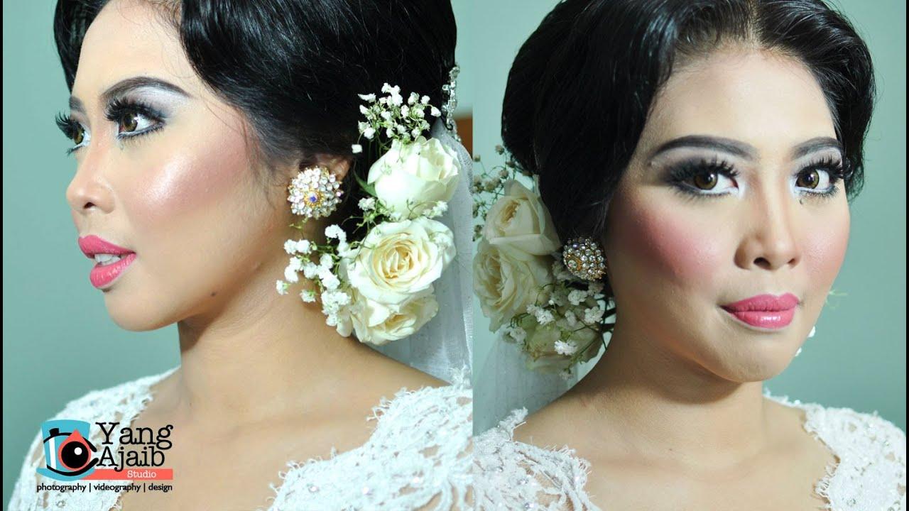Tutorial Makeup Wedding Pengantin Indonesia Minimalis By Inivindy