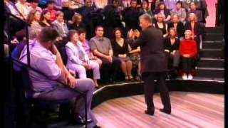 Derek Acorah - The Three Mediums TV Show