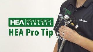 Wagner HEA Pro Tip