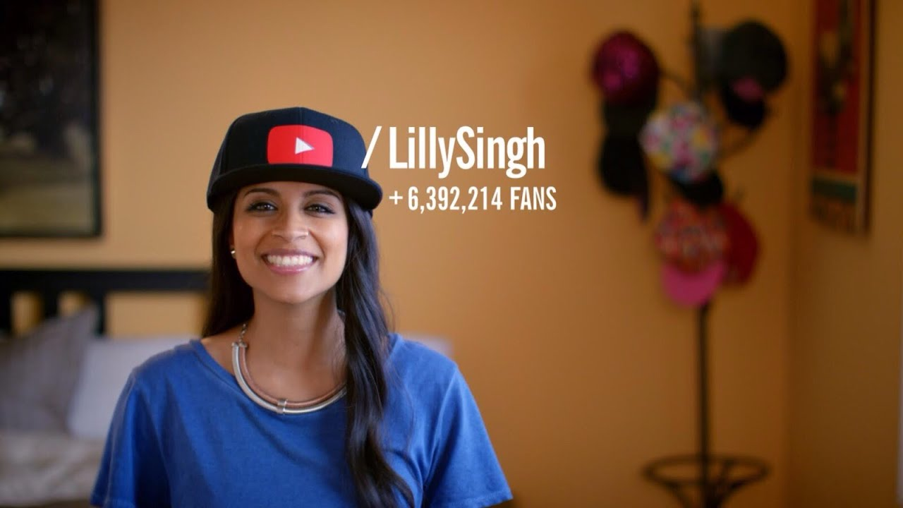Image result for lilly singh